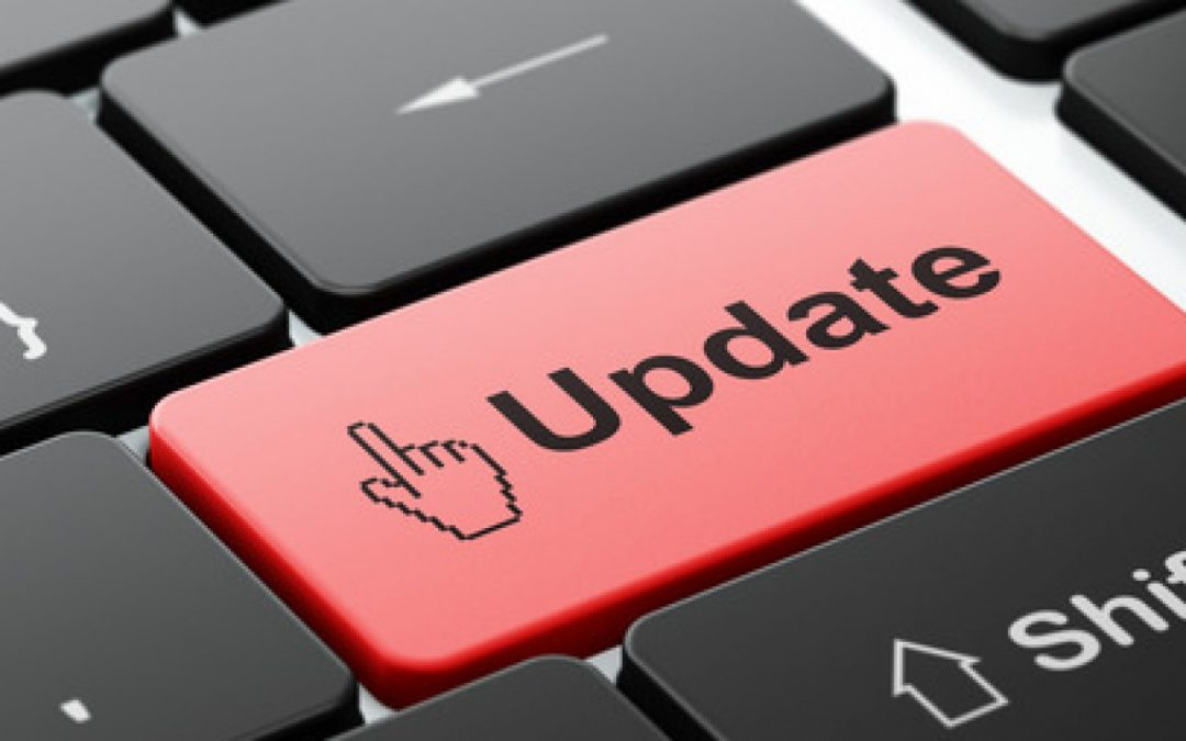 Technology and importance of updating it