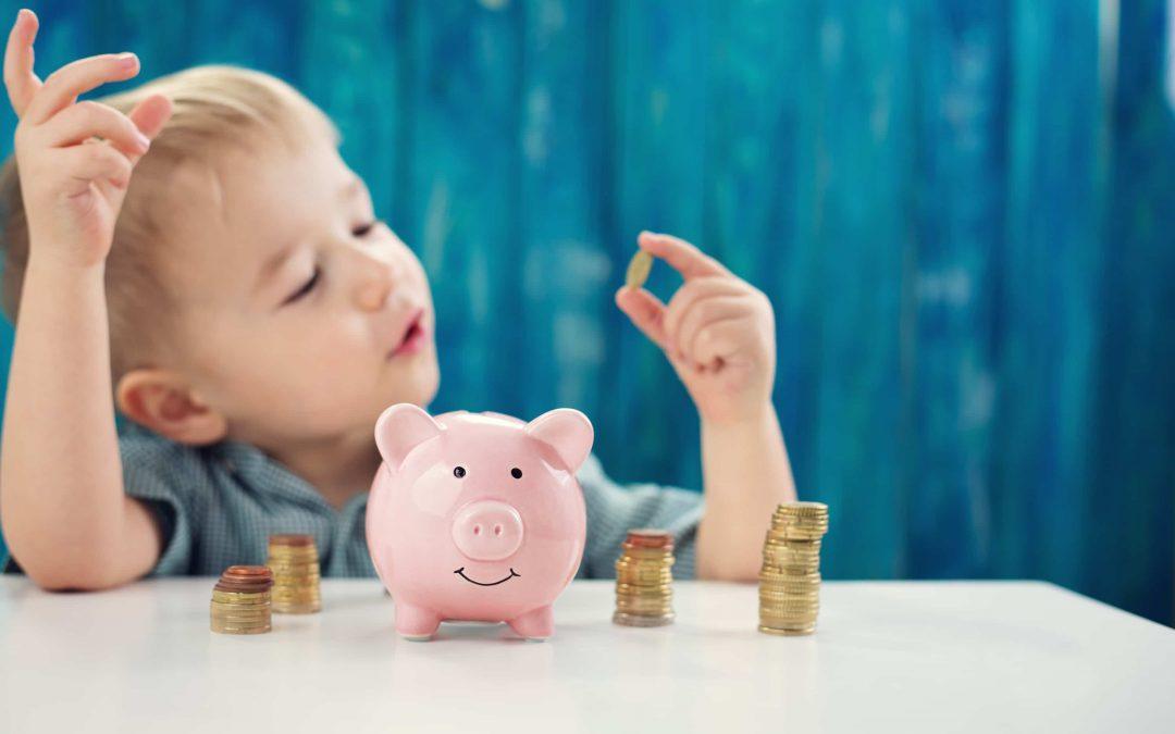 Teaching kids about finance
